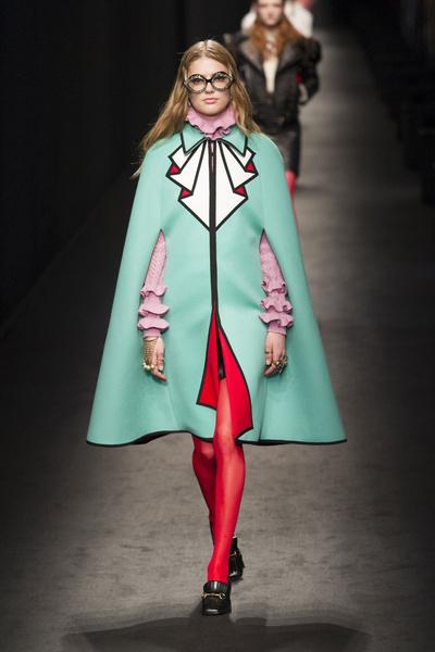 Самые красивые образы Недели моды в Милане | галерея [1] фото [20]