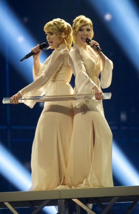 В Копенгагене прошел первый полуфинал «Евровидения-2014»
