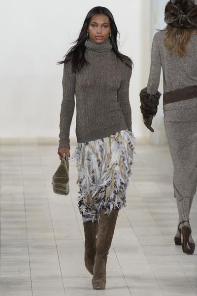 Показ Ralph Lauren на Неделе моды в Нью-Йорке | галерея [1] фото [41]