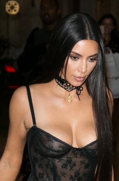 Ким Кардашьян в adidas
