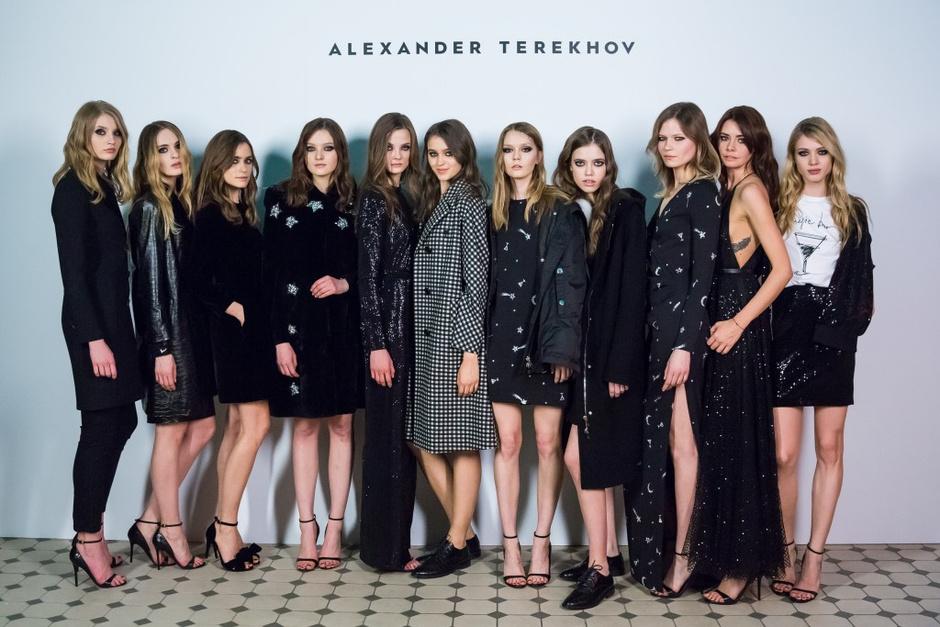 Alexander Terekhov представил осенне-зимнюю коллекцию