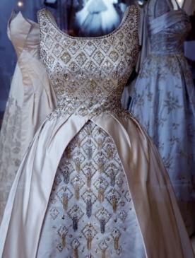 платье Королевы Елизаветы II