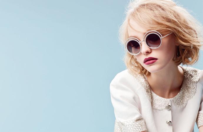 Лили-Роуз Депп - лицо Chanel