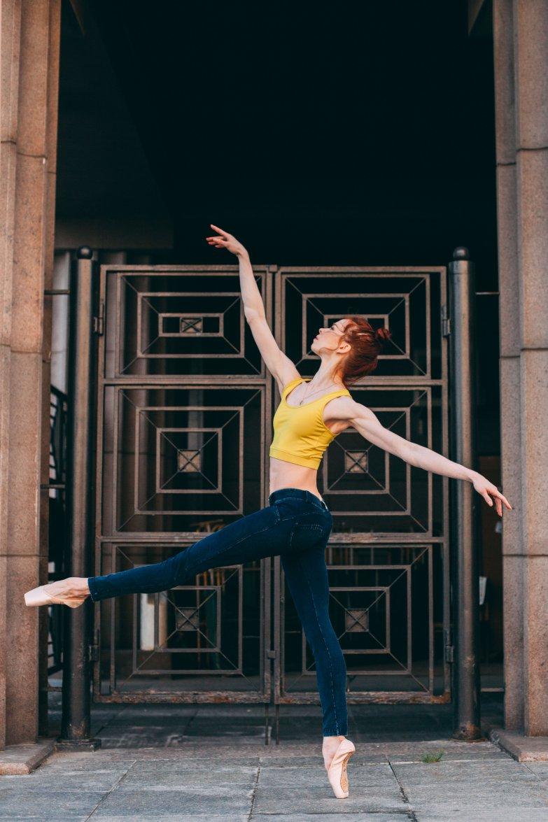 балерины большого выбирают модные балетки