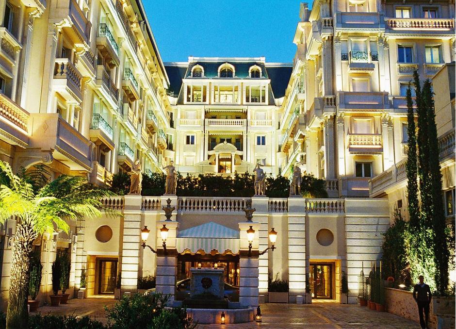 5. Hotel Metropole Monte-Carlo, Монако