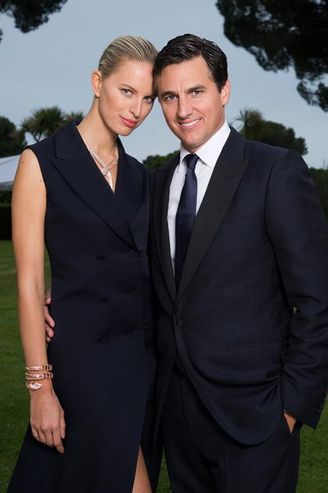 Каролина Куркова с мужем: фото