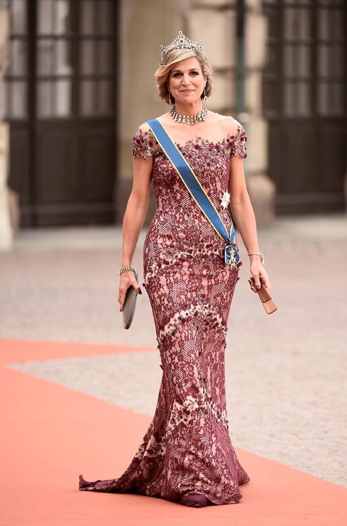 Королева Нидерландов Максима: фото