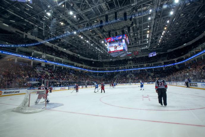 Матч Звезд КХЛ - 2016