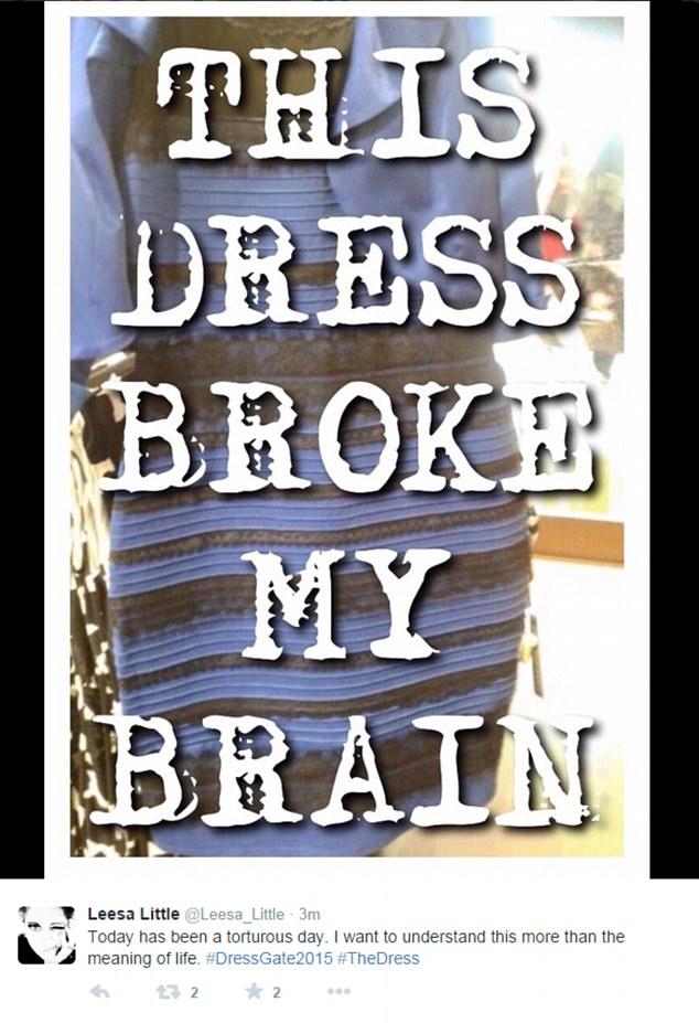 Это платье сломало мой мозг