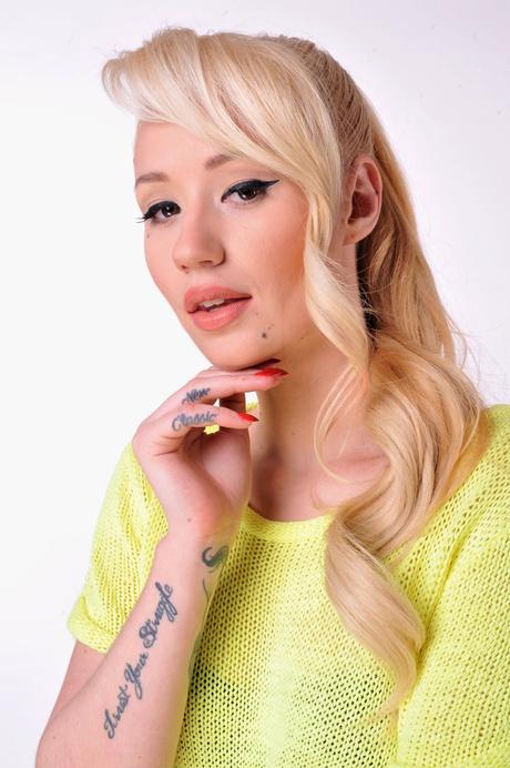 Певица Игги Азалия: фото