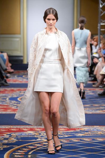 Показ осенне-зимней коллекции Ruban на Mercedes-Benz Fashion Week RussiaПоказ осенне-зимней коллекции Ruban на Mercedes-Benz Fashion Week Russia | галерея [2] фото [11]