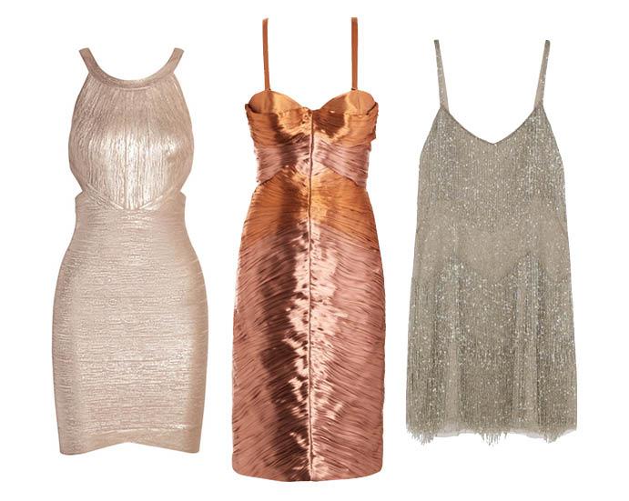 Выбор ELLE: Herve Leger, Burberry Prorsum, Kate Moss for TopShop летние вечерние платья фото