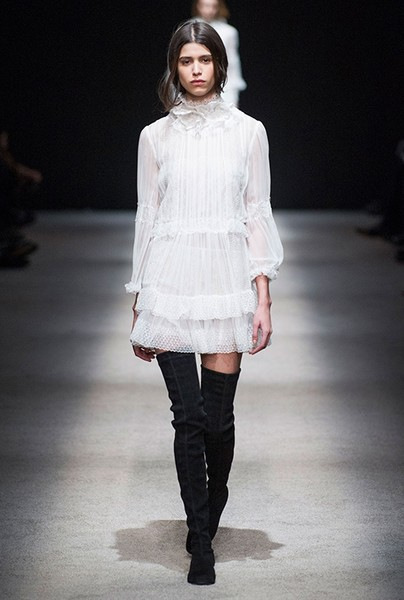 Неделя моды в Милане: день первый | галерея [2] фото [1]