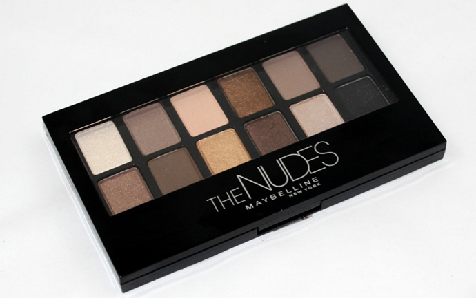 Maybelline New York The Nudes