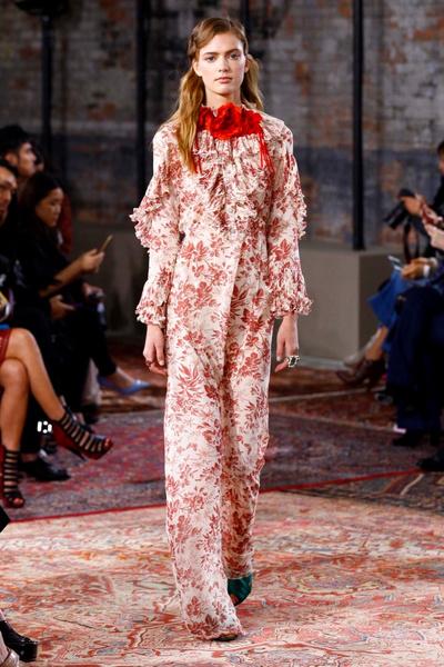 Дом Gucci представил новую круизную коллекцию 2016 | галерея [2] фото [53]