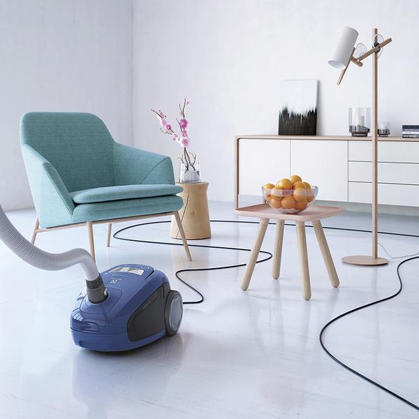 Новый бесшумный пылесос от Electrolux | галерея [1] фото [3]