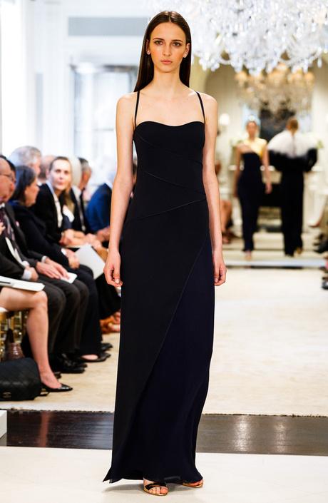 Стильные черные платья