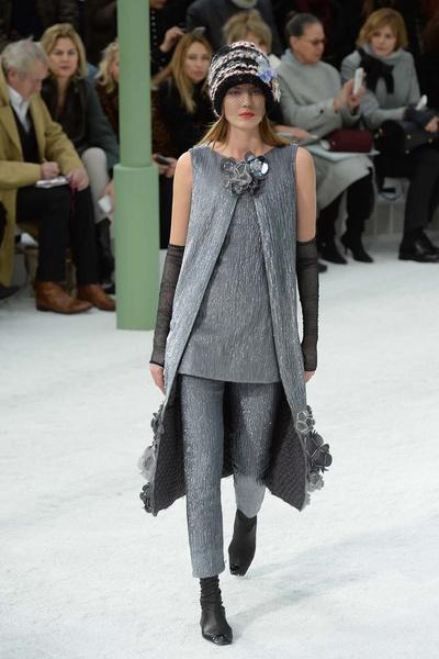 Показ Chanel Haute Couture | галерея [1] фото [4]