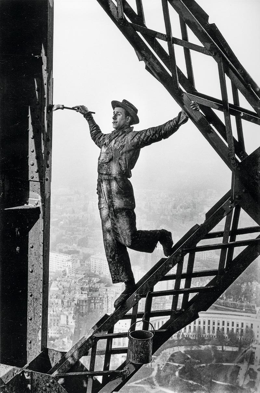 Живой классик французской фотографии Марк Рибу