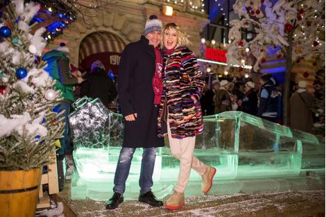 В ГУМе состоялось открытие магазина BOSCO Fresh и вечеринка Aprés ski | галерея [1] фото [62]