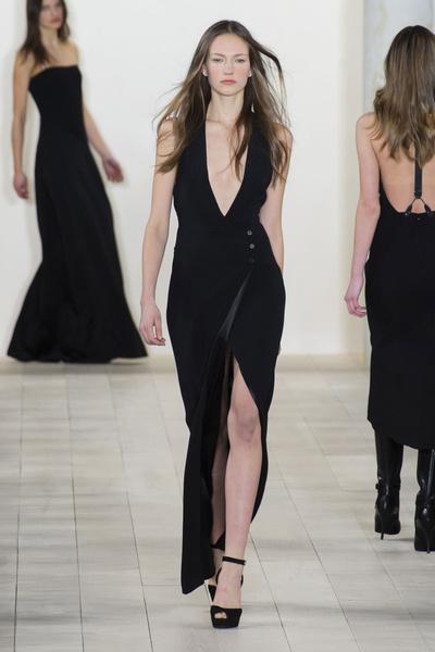 Показ Ralph Lauren на Неделе моды в Нью-Йорке | галерея [1] фото [11]