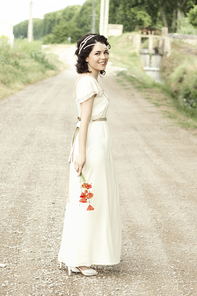 свадебные прически в греческом стиле фото