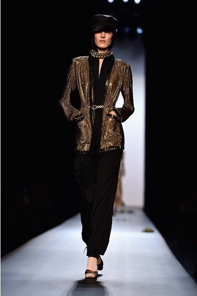 Показ Jean Paul Gaultier Couture | галерея [1] фото [14]