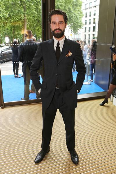 Неделя мужской моды в Лондоне: главные показы и гости | галерея [2] фото [3]