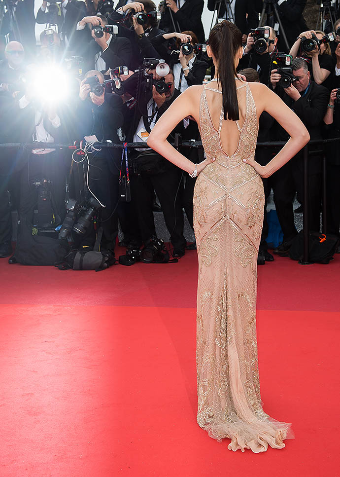 Каннский кинофестиваль 2016: самые сексуальные платья