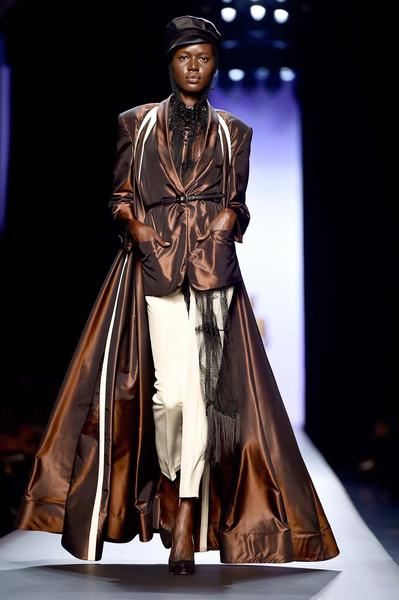 Показ Jean Paul Gaultier Couture | галерея [1] фото [42]