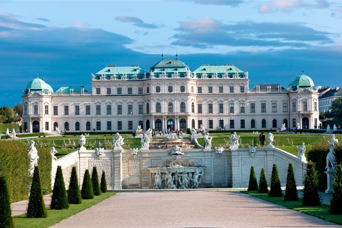 Вена: город Евровидения 2015