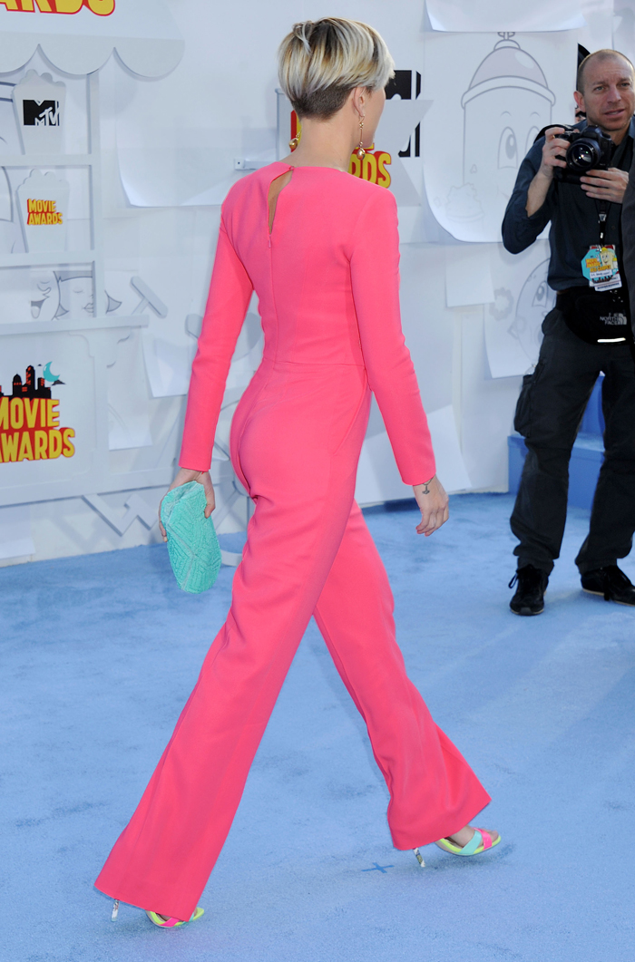 Скарлетт Йоханссон на премии MTV Movie Awards