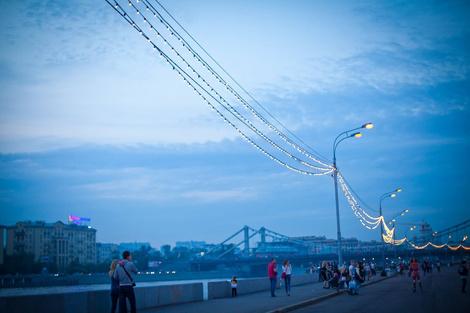 Парк Горького открывает летний сезон   галерея [1] фото [13]