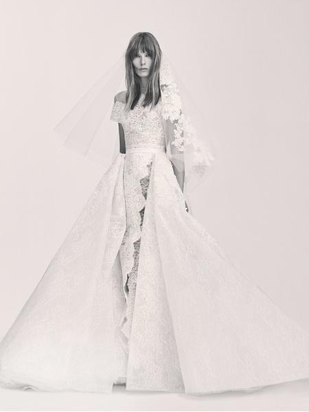 Лучшие коллекции Недели свадебной моды | галерея [12] фото [8]