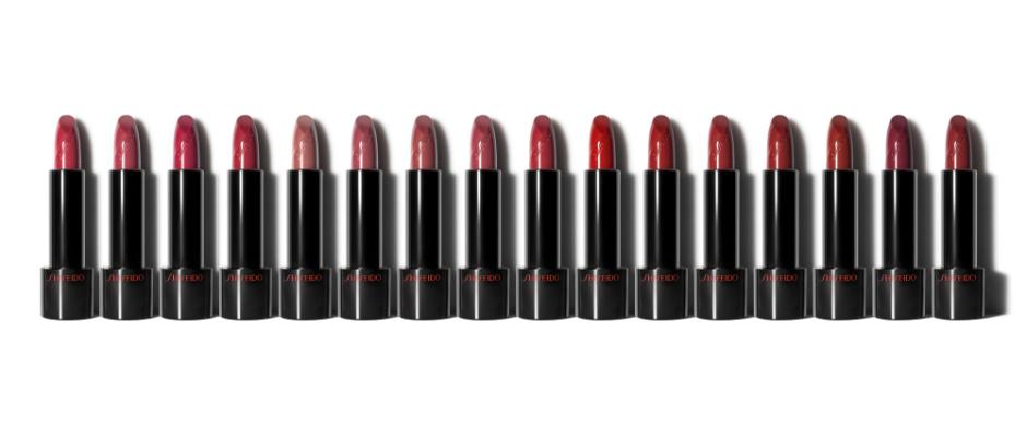 Помады Rouge Rouge от Shiseido