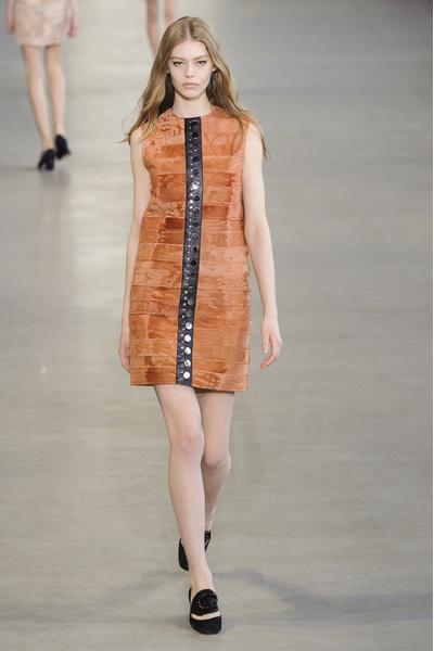 Показ Calvin Klein на Неделе моды в Нью-Йорке | галерея [1] фото [33]
