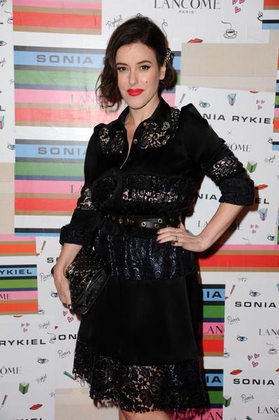 Грандиозная вечеринка Lancôme Х Sonia Rykiel в Париже | галерея [1] фото [6]