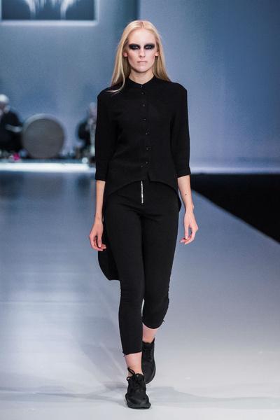 Молодые дизайнеры на Неделе моды в Москве | галерея [5] фото [1]