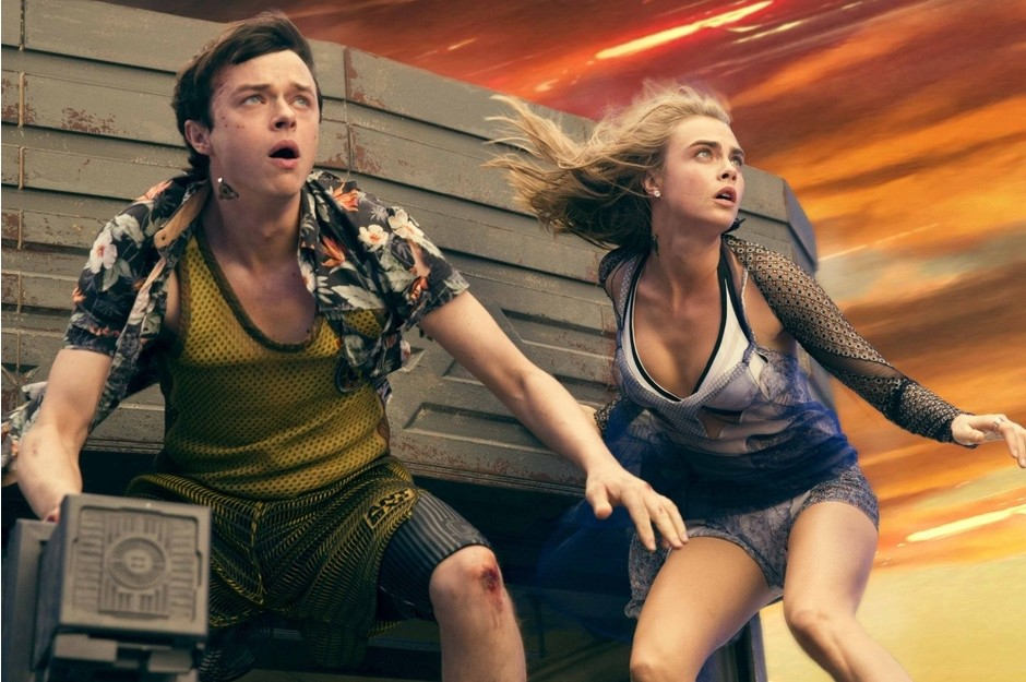 «Валериан и город тысячи планет»/Valerian and the City of a Thousand Planets