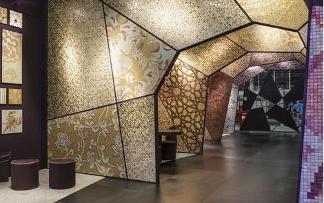Выставка Cersaie 2015 открылась в итальянской Болонье | галерея [1] фото [5]