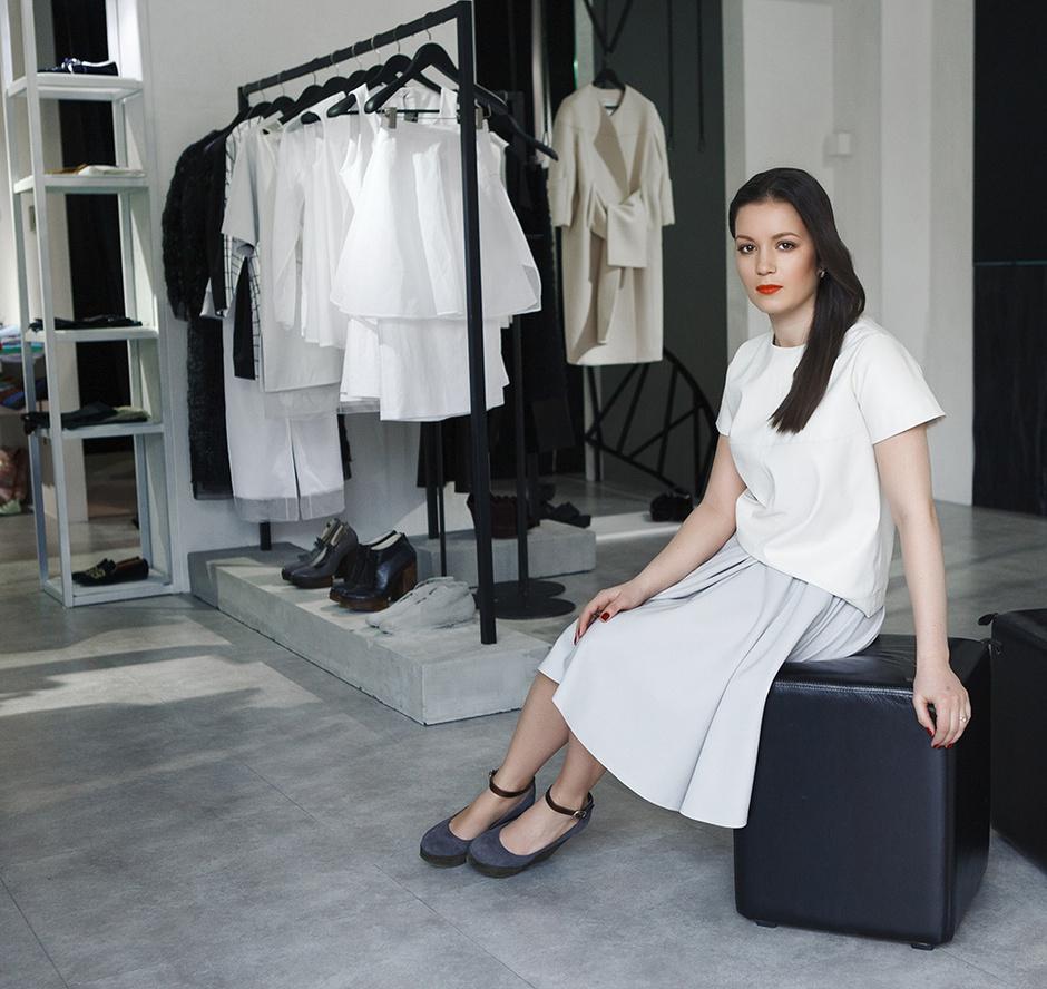 Ирина Радева, владелица магазинов Corner Concept Boutique