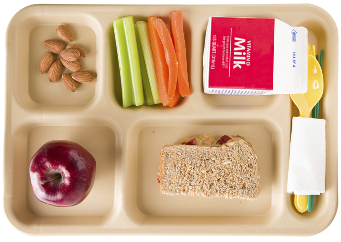 ланч дети питание