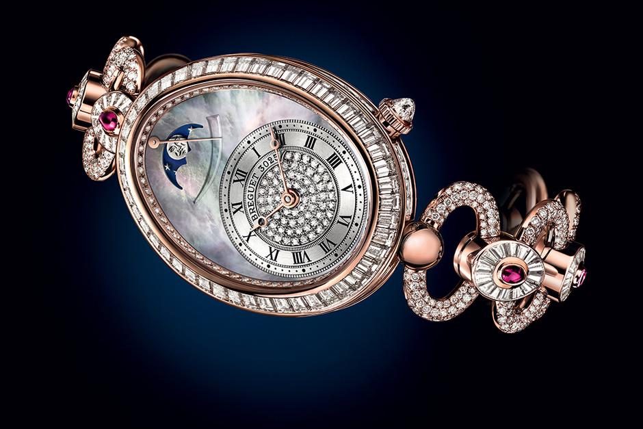 Часы Reine de Naples