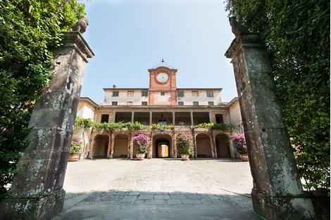 Вилла Марлия в Тоскане станет отелем | галерея [1] фото [13]