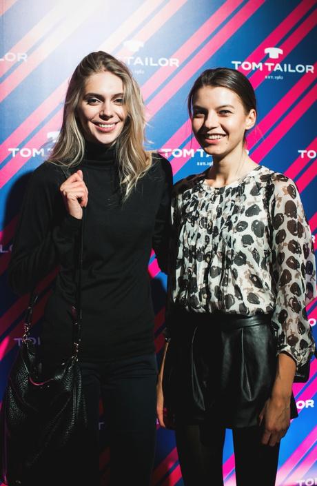 Ясмина Муратович и Анна Гущина