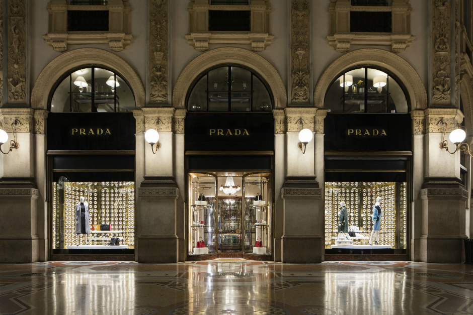 Prada, Милан
