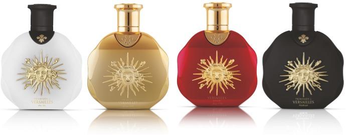 Parfum de Chateau de Versailles