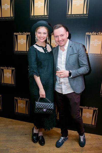 Marie Claire вручил премию в области красоты Prix d'Excellence de la Beauté 2016 | галерея [1] фото [14]