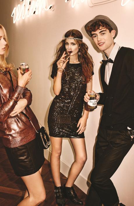 новогодние коллекции одежды 2013