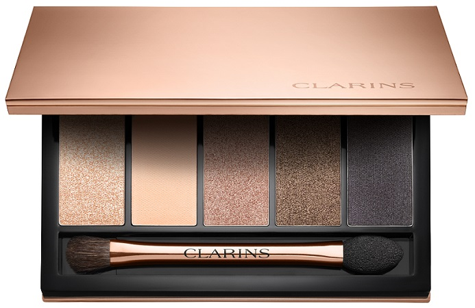 Palette 5 Couleurs 03 Natural Glow от Clarins